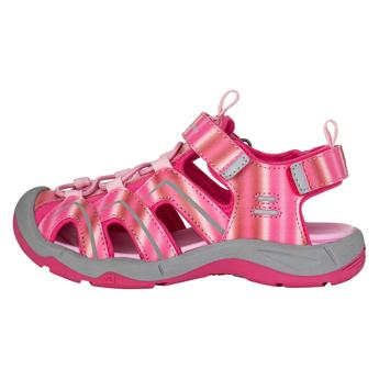 Dětské sandály s reflexními prvky ANGUSO