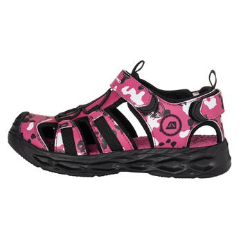 Dětské sandály s reflexními prvky AVANO
